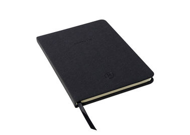 China Custom Logo Hardcover Book Binding Service , Artwork Notebook Cover Printing factory
