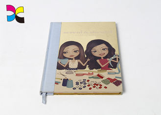 Colorfull Cardboard Hardcover Book Printing Matte Or Glossy Lamination