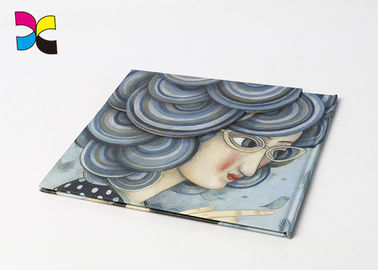 China High Fashion Eco - Friendly Custom Printed Journal Books / Journal Printing Services factory