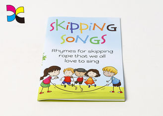 China Custom Paperback Book Printing Coloring Hardcover / Funny Children Board Books factory