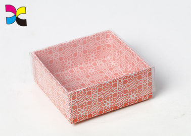 Custom Made Gift Packaging Boxes / 100% Recyclable Material Small Jewelry Box