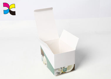 China Gluing Printed Cardboard Boxes Recoverable SPA Aromatherapy Candle Eco Friendly factory