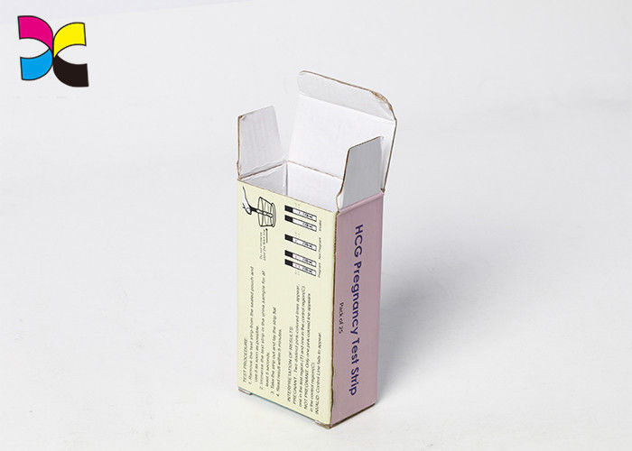 White E Flute Printed Shipping Boxes Custom Finish Color Printing Recyclable supplier