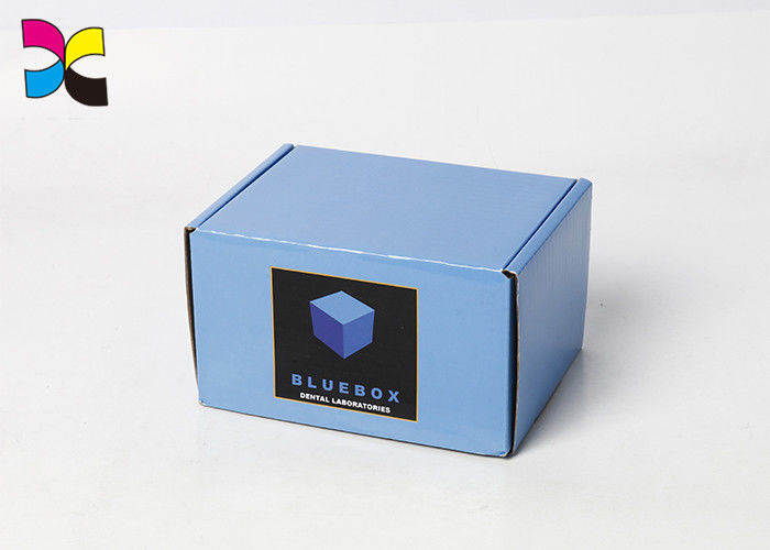 Art Paper Custom Printed Shipping Boxes For Supermarkets , Chain Store supplier