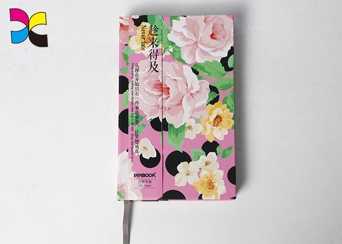 Custom Blank Schedule Notepad Printing With Logo / 80gsm Offset Paper Mini Memo Pads supplier