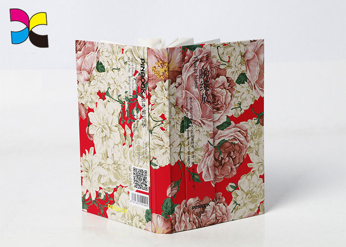 White Card Paper Printed Journal Books Sewing And Edition Binding supplier