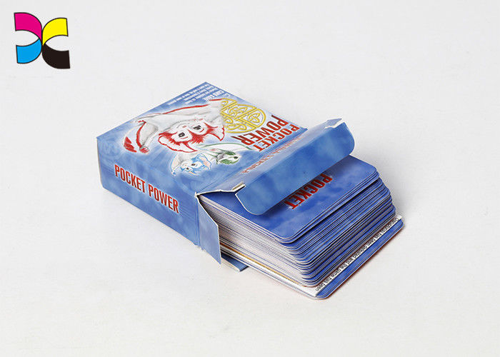 Die Cut Lamination Greeting Custom Printed Holiday Cards , Promotional Print Personalised Cards supplier
