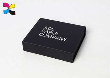 Black Coloured Corrugated Cardboard Boxes With Offset Printing / Logo Customized