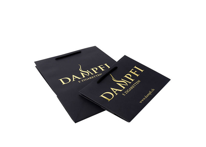 Eco - Ffriendly Material Printed Paper Bags / Personalised Printed Carrier Bags