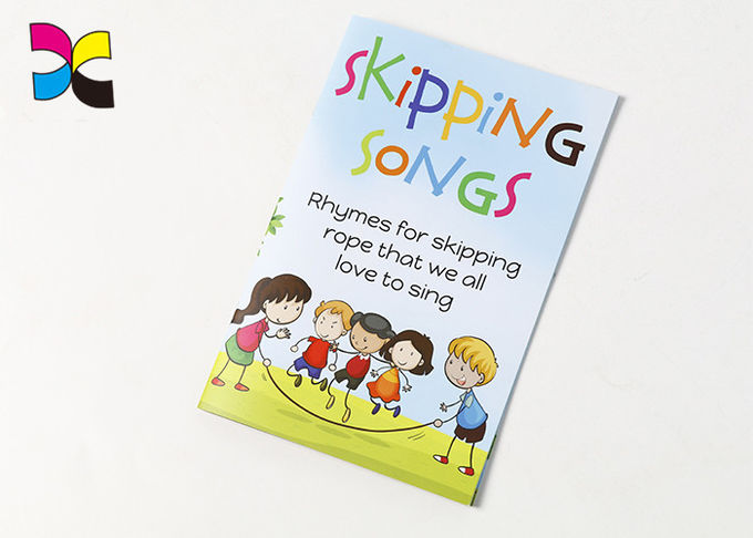 Custom Paperback Book Printing Coloring Hardcover / Funny Children Board Books