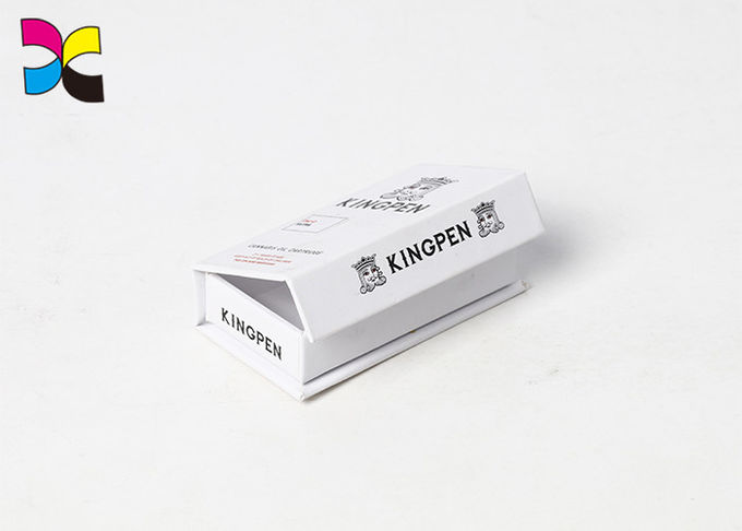Food Grade Paper Printed Gift Boxes With Screen Printing SGS TUV FSC EN71
