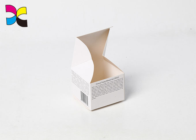Offset Printing Die - Cut Window Paper Shipping Boxes Cmyk Logo Printed
