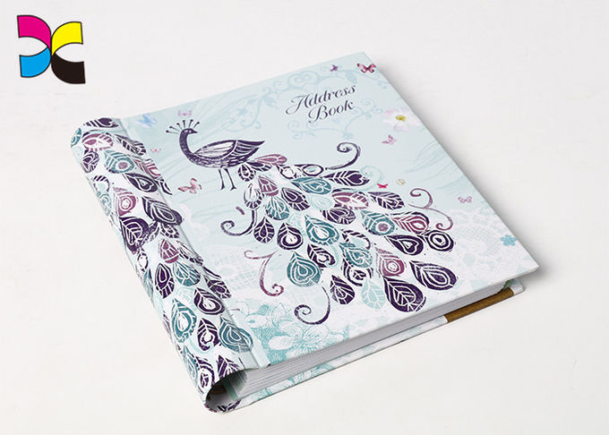 Eco - Friendly Custom Cover Wire - O Spiral Notebook Printing For Office & School